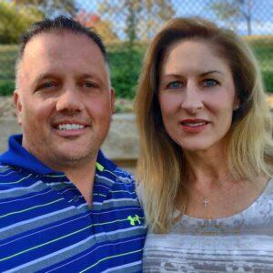 MySmokyRentals.com owners, Larry & Heather McNutt
